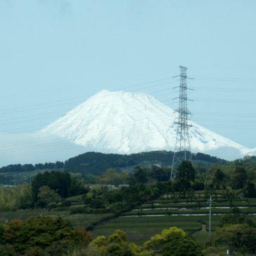 Van Tokio naar Osaka