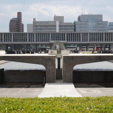 Hiroshima en zon