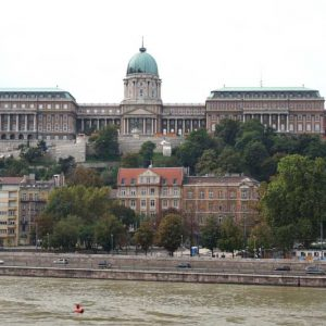 Boedapest Burchtpaleis