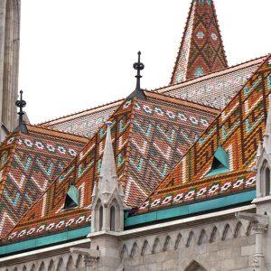 Boedapest Matthiaskerk