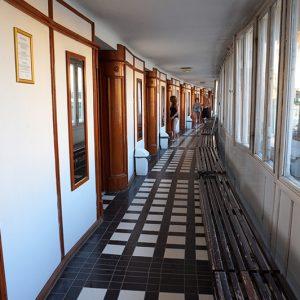 Boedapest Széchenyi Badhuis