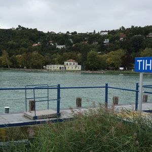 Balaton meer Tihany