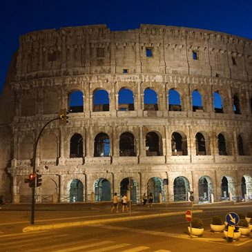 Dag Verona, hallo Rome