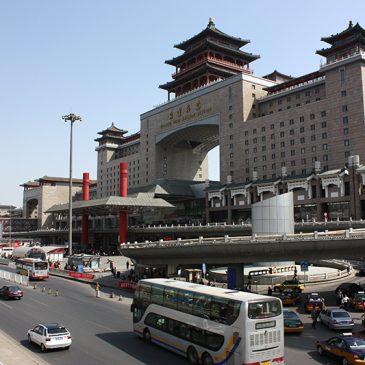 Onderweg in Beijing