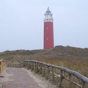 Uitwaaien in Texel