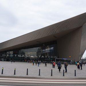 Rotterdam treinstation