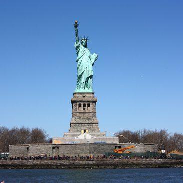 New York op verkenning
