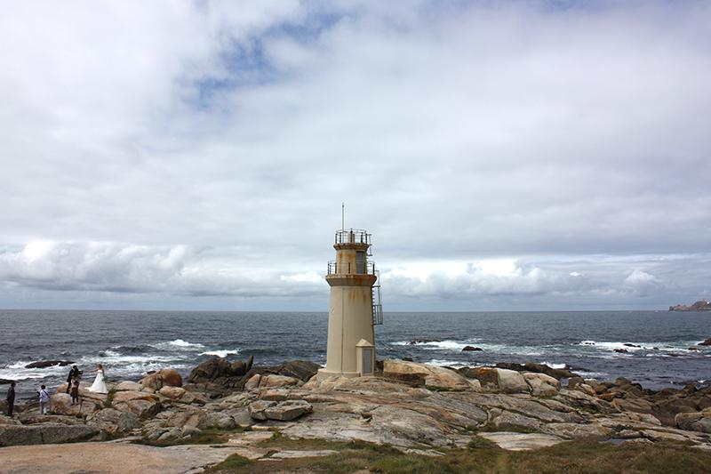 Galicië_Vuurtoren_Punta_de_la_Barca