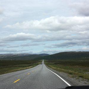 Onderweg naar Noordkaap