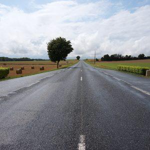Onderweg van Metz naar Reims