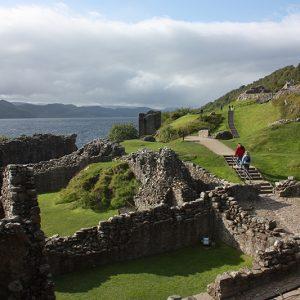 Urquhart kasteel