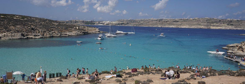 Blue Lagoon Malta Comino