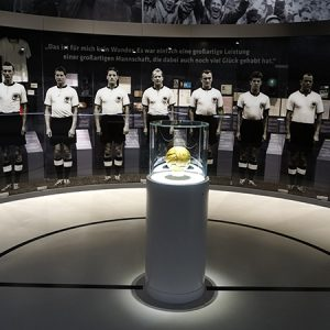 Dortmund voetbalmuseum