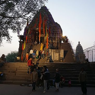 Van Orccha naar Khajuraho