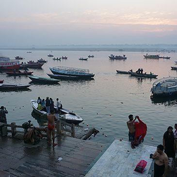 Ganges en zijn rituelen(Varanasi)
