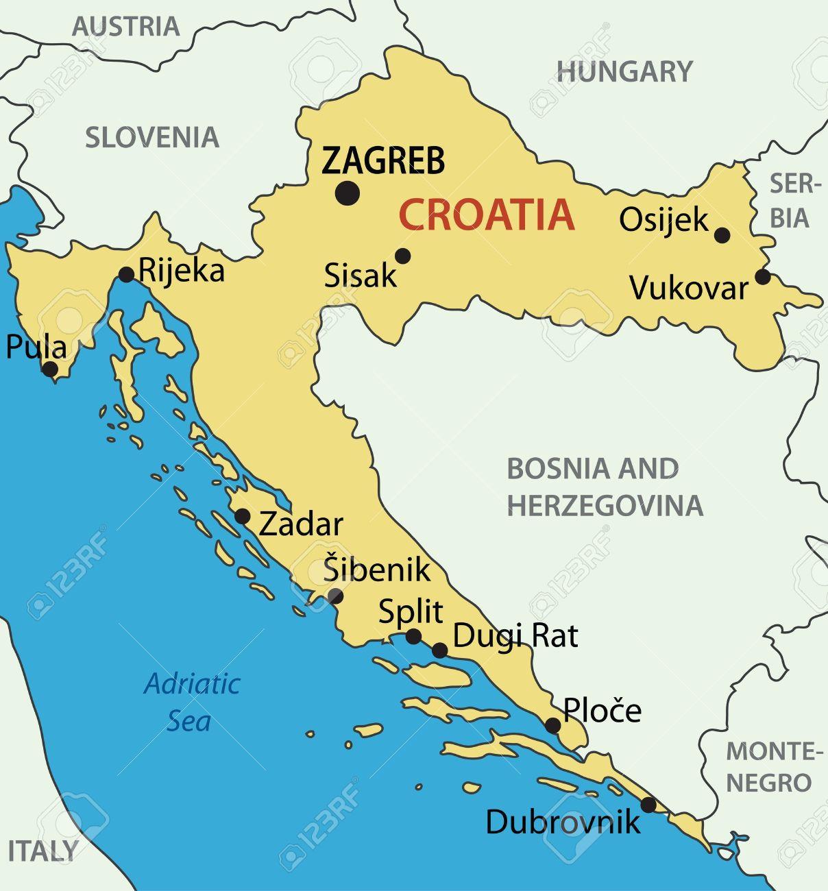 Kroatie Dubrovnik Rudi S Reizen
