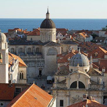 Dubrovnik de oude stad