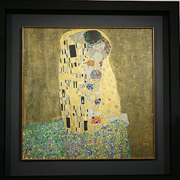 Naar Wenen en Klimt