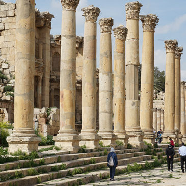 Jerash en Salt (Jordanië)