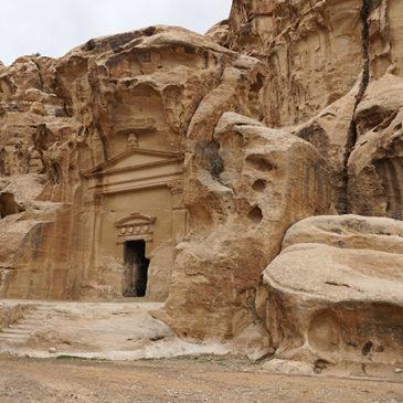Van Dana Park naar Petra(Jordanië)