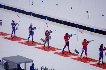 WK Biathlon 2016 Oslo